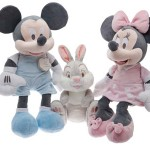mickey minnie plushes with aroma beads