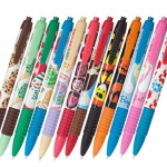 pens with various aromas